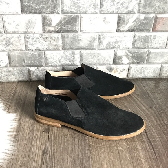 Analise Clever Slip On Suede Loafers